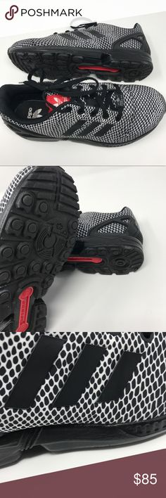 5f677e9fad6 Adidas Torsion ZX Flux OrthoLite Black 6.5 Boys These were worn one time on  carpet for