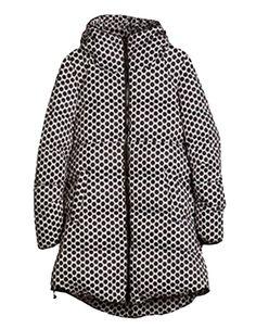 Y.Hua Women's Hooded Long Thinken Puffer Down Coat Parka Jacket Black M