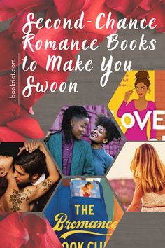 These second chance romance books will give you all the feels (and maybe make you nostalgic for the one that got away). It's never too late.