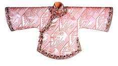 20世纪20年代上海倒大袖短袄  Chinese dress : from the Qing dynasty to the present / Valery Garrett.