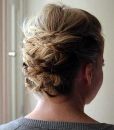 Missy Sues Crazy Braided Easy Updos
