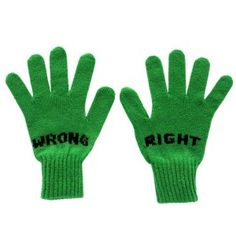 Clever gloves!