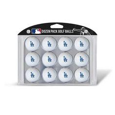 Los Angeles Dodgers MLB Dozen Ball Pack