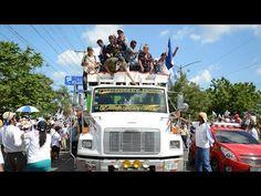 Esta Semana: La marcha campesina contra el canal y la contramarcha oficial - YouTube