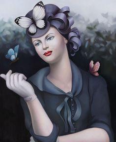 REGBIT1: Bela arte de Rachel Deacon