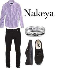 """""""NAKEYAAAA"""" by abscoupe ❤ liked on Polyvore"""