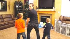 Imagine the following scenario. You're not home and your husband is alone with the kids. You tell him that you'll be right back and you only need to run a few errands. What could possibly go wrong in only a couple hours? It turns out, dad's got plans of his own! In the following video, …