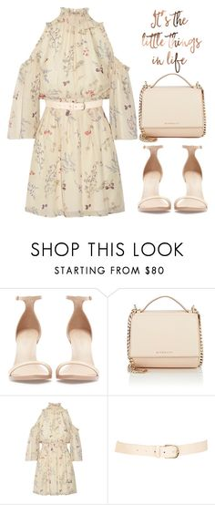 """""""Romantic mood"""" by theapapa ❤ liked on Polyvore featuring Zara, Givenchy, Rachel Zoe and Maison Boinet"""