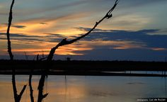 Sunset at Lake Kariba (Zimbabwe)