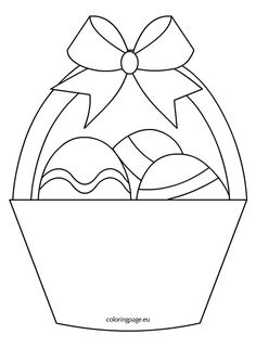 butterfly easter egg coloring pages - photo#46