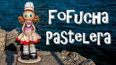 FOFUCHA PASTELERA - GOMA EVA