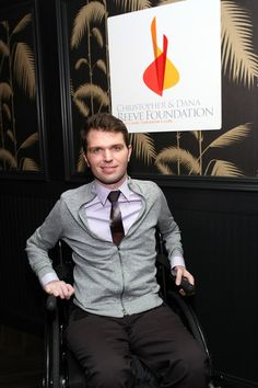 Francesco Clark. Quadriplegic and founder and President of Clark's Botanicals, an award-winning skincare company with products that have been featured in Allure, In-Style, and The New York Times.  >>> See it. Believe it. Do it. Watch thousands of SCI videos at SPINALpedia.com