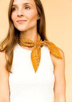 6 DIY Ways to Style a Bandana for Summer - The Neckerchief