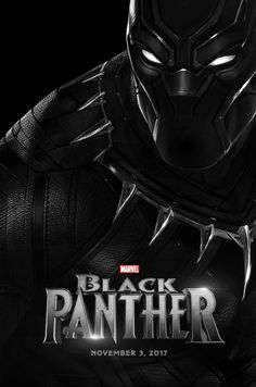 Fan poster for Black Panther tumblr // twitter // facebook