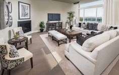 Marvelous The Sandstone   Plan 2150 New Home Plan In The Enclave At Blackstone. Living  Room IdeasLiving SpacesFamily RoomsSacramentoNew ...