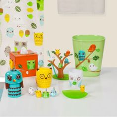 Creative Bath™ Give A Hoot Bath Collection  found at @JCPenney