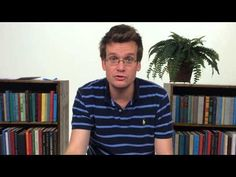 John Green: Why We Need Diverse Books - YouTube