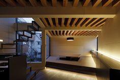 "Alley by APOLLO Architects & Associates ""Location: Sumida, Tokyo, Japan"" 2013"