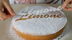 Lemon sponge cake easy recipe torta soffice al limone Sponge Cake Easy, Lemon Sponge Cake, Bakery Recipes, Easy Cake Recipes, Recipe Without Milk, Goody Recipe, Baking Bad, Lemon Party, Sweet Cooking
