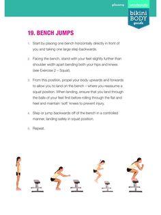 Fichier PDF - Aperçu et lecture en ligne du fichier kayla-itsines-exercises-and-training-plan.pdf par Bikini Body Company Pty Ltd Bikini Body Guide, Fitness Bikini, Bikini Workout, Kayla Itsines Workout, Training Plan, Bikini Bodies, Squats, Push Up, Health Fitness
