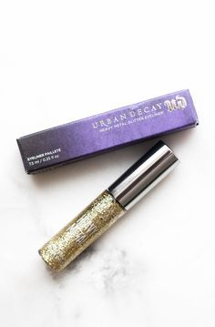 Urban Decay Heavy Metal Glitter: Midnight Cowboy