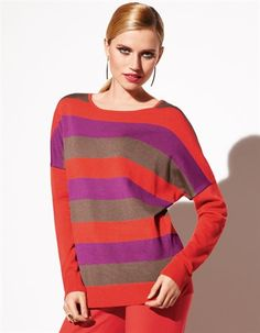 Feinstrick-Pullover mit Gute-Laune-Garantie!