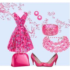In the Pink of Spring