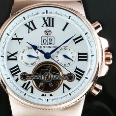 MA 443 Senza Tempo II Cosmograph Mechanical Watch, Watch Brands, Best Sellers, Dreaming Of You, Watches For Men, Product Launch, Arm, Candy, Dreams