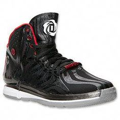 innovative design b475f 159f4 Boys  Grade School adidas D Rose 4.5 Basketball Shoes   FinishLine.com    Black
