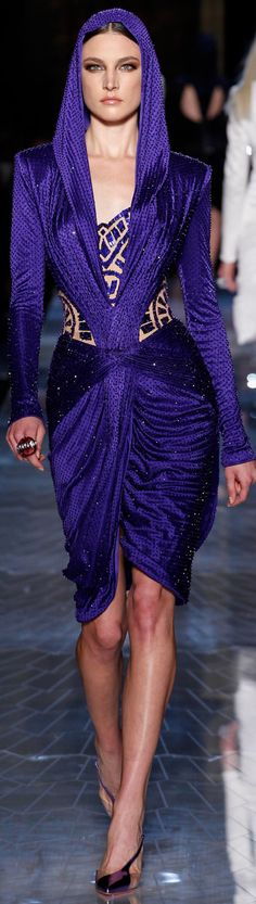 SPRING 2014 COUTURE Atelier Versace look3