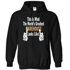 WAREHOUSE - #teens #cool shirts. SATISFACTION GUARANTEED => https://www.sunfrog.com/LifeStyle/WAREHOUSE-3685-Black-13150688-Hoodie.html?id=60505