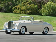 1959 Rolls-Royce Silver Cloud I Drophead Coupe by James Young  Chassis No.LSJF202  Engine No.SF226