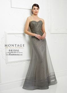 Ivonne D Wedding Evening Dress and Gown Collection | Bridal Reflections
