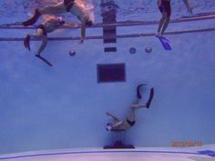 Underwater Rugby!!!!!!! Best sport ever