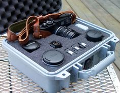 working gear, powered by leica