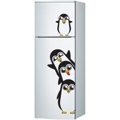 Penguen Cartoon Buzdolabı
