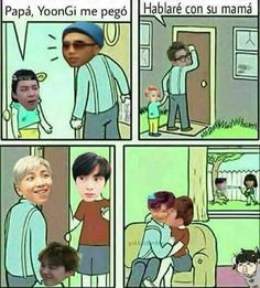 Read 2 from the story MEMES BTS by carrascomariafe (Maria Fernanda) with reads. Namjin, Bts Bangtan Boy, Bts Jimin, Funny Faces, Meme Faces, K Pop, Hoseok, Seokjin, Drama Memes