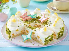 Ostertorten – Rezepte fürs Frühlingsfest - oesterliche-aprikosen-mascarpone-torte  Rezept