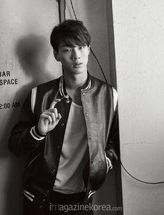 Ji Soo - Esquire Magazine April Issue '16