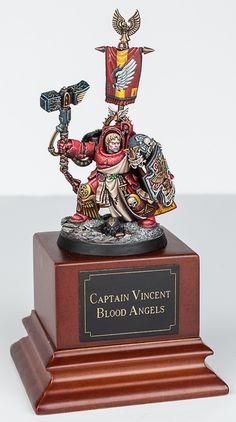 Blood Angels Space Marine #spacemarines #bloodangel #blooangels #40k #wh40k #warhammer40k #warhammer40000 #40000 #gamesworkshop #miniatures #wargaming #wellofeternity #goldedaemon