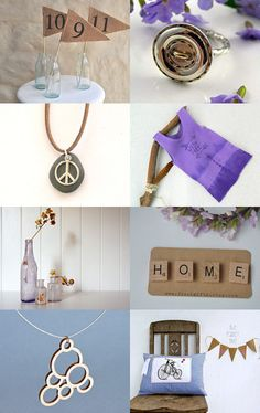 Purple Passion by Jenny  Campbell on Etsy--Pinned with TreasuryPin.com