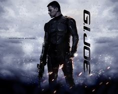 The first reason I watched it was for Tatum Channing, but then the overall plot was great :) G.I. Joe