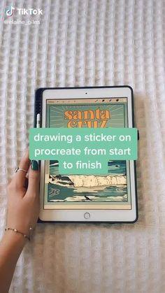 Inkscape Tutorials, Art Tutorials, Drawing Tutorials, Digital Painting Tutorials, Digital Art Tutorial, Painting Tips, Sticker Shop, Sticker Design, Digital Art Beginner