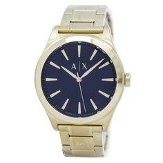 be18f42b2caf 아르마니 익스체인지 아날로그 석 영 AX2328 남자의 시계  Armani  Exchange  Watches
