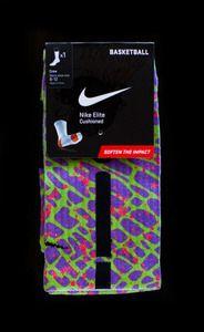 Image of Godzilla - Custom Nike Elite Socks Nike Elite Socks, Nike Socks, Nike Basketball Socks, Soccer, Flag Football, Cool Socks, Sport Wear, Godzilla, Sport Outfits