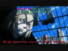 Death note Opening 2 [Full Song]