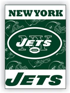 I also love NY Jets American football