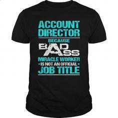ACCOUNT-DIRECTOR - #harvard sweatshirt #men dress shirts. MORE INFO => https://www.sunfrog.com/LifeStyle/ACCOUNT-DIRECTOR-115086500-Black-Guys.html?60505