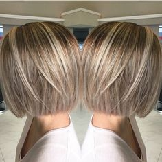 Beige blonde bob. Hair by @hairbykaitlinjade  #hair #hairenvy #hairtalk #hairstyles #haircolor #blonde #bob #shorthair #balayage #highlights #newandnow #inspiration #maneinterest