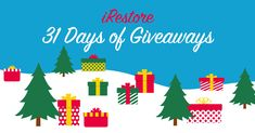 'Tis the holiday season to grow new hair! This holiday season you have a chance to win the iRestore and grow back your hair as a part of our giveaway! #irestore #haircare #laser #restorehair #sweepstakes #contests #giveaways